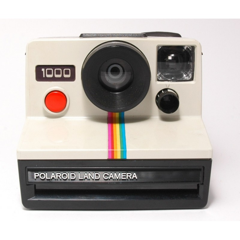polaroid 1000 land camera we love pola