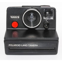 Polaroid 1000 S black edition