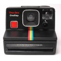 Polaroid OneStep Time Zero noir