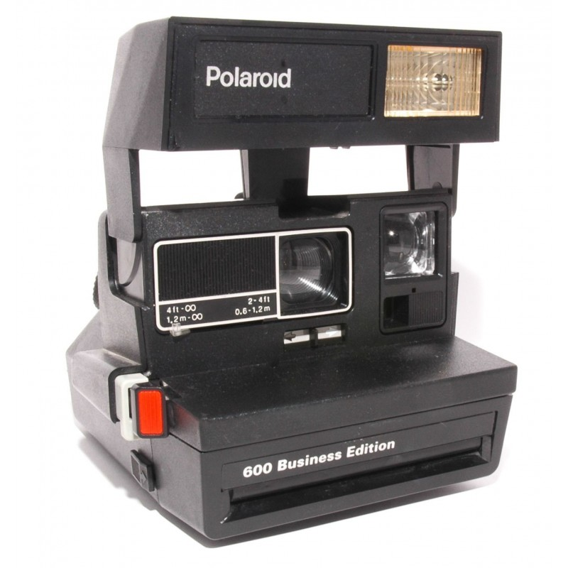 polaroid 600 business edition we love pola. Black Bedroom Furniture Sets. Home Design Ideas