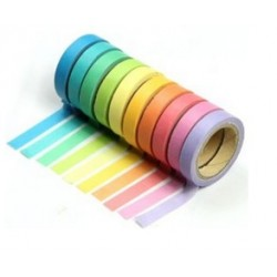 Masking Tape (lot de 10 rouleaux)