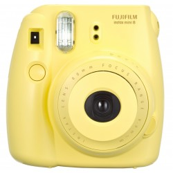 Fujifilm Instax Mini yellow edition