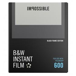 Film Impossible N&B 600 Cadre Noir