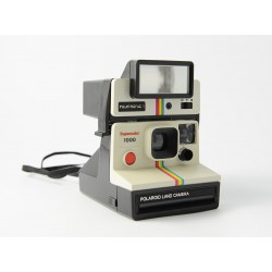 Polaroid 1000 supercolor square