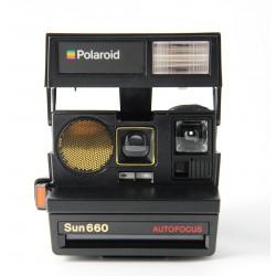 Polaroid 660 Sun