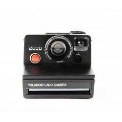 Polaroid 2000 black