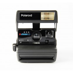 Polaroid 636 Close-Up