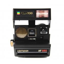 Polaroid 660 Lightmixer AF
