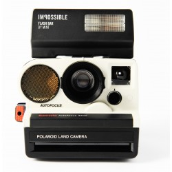 Polaroid 3500 Supercolor Autofocus + flash bar