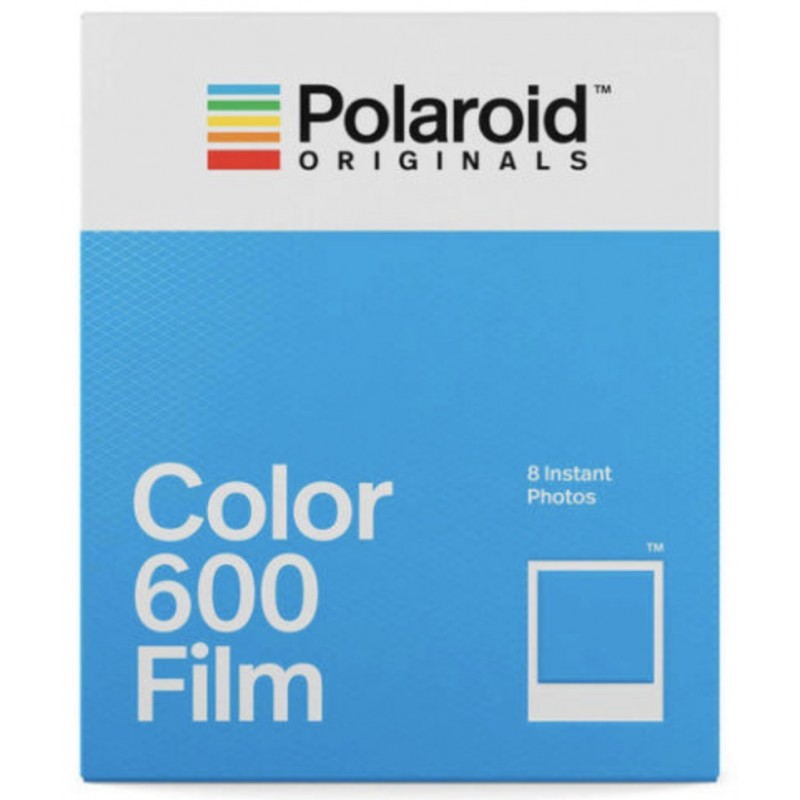 Film Polaroid Originals 600 Color
