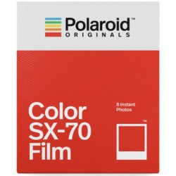 Film Polaroid Originals SX-70 Color