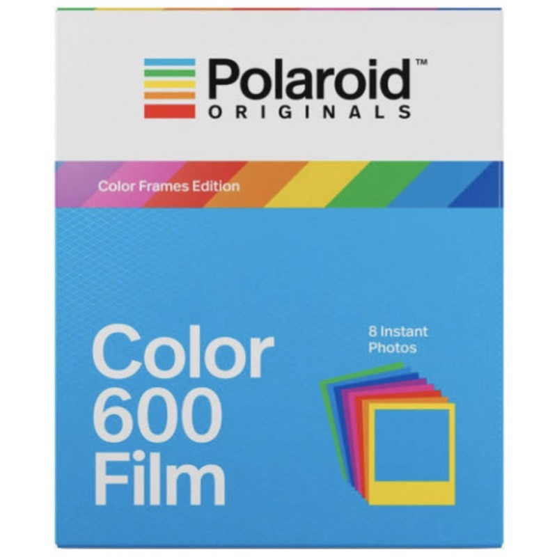 Film Polaroid Originals 600 Color Frame