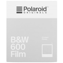 Film Polaroid Originals N&B 600 Noir et Blanc
