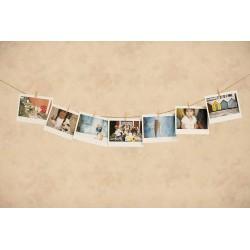 Location appareil photo instantané Instax wide pour mariage