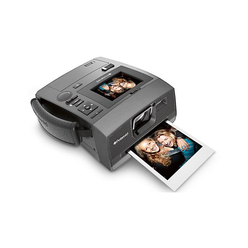 Polaroid Z340 digital camera rental pack