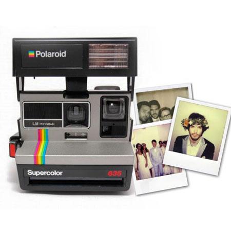 Polaroid : louer un appareil Polaroid à Paris et partout en France