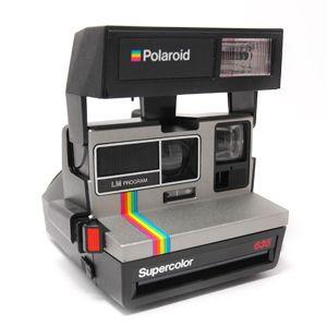 Location Polaroid - nos appareils disponibles