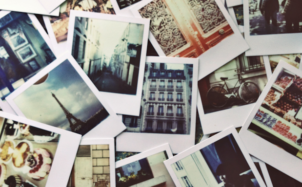 Photographiez à Paris en Polaroid